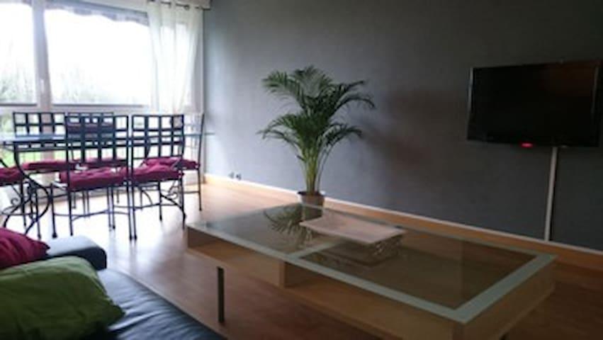 Appartement Nantes - Saint-Herblain - Daire