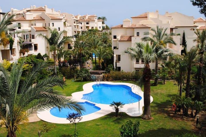 Seaside apartment in Villa Gadea, Altea