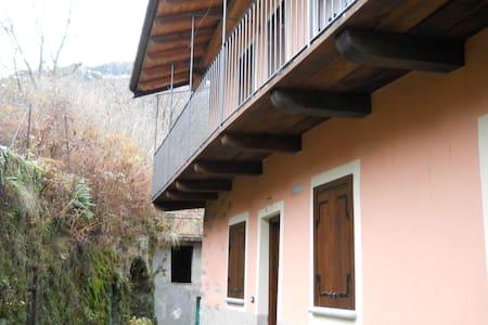 Antica casa nella  Valle del Cervo - San Paolo Cervo - Casa