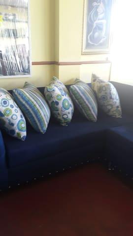 Apartamento amueblado para rentar - Santo Domingo - Leilighet