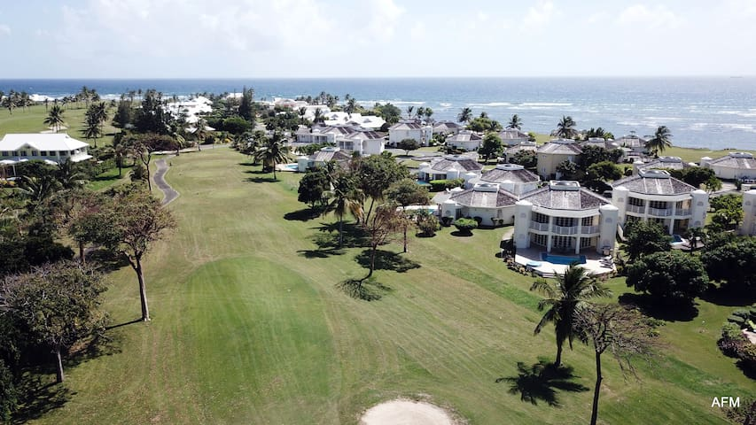 Plantations+ 1BR Villa & pool, wifi, golf, Netflix