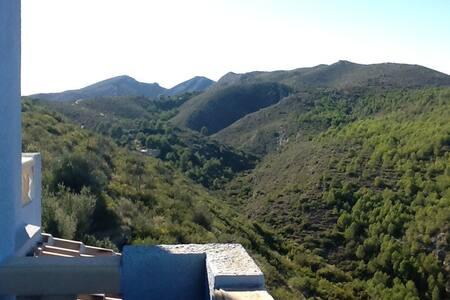'Casa Hoboro', Monte Pedreguer - Oliva - Villa