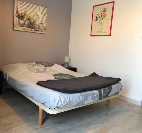 Room for rent near Toulouse Montauban à Ondes