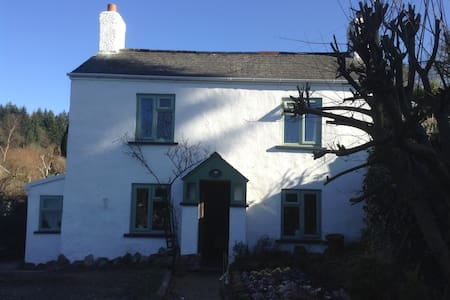 Room in beautiful old cottage - Yorkley - Dom