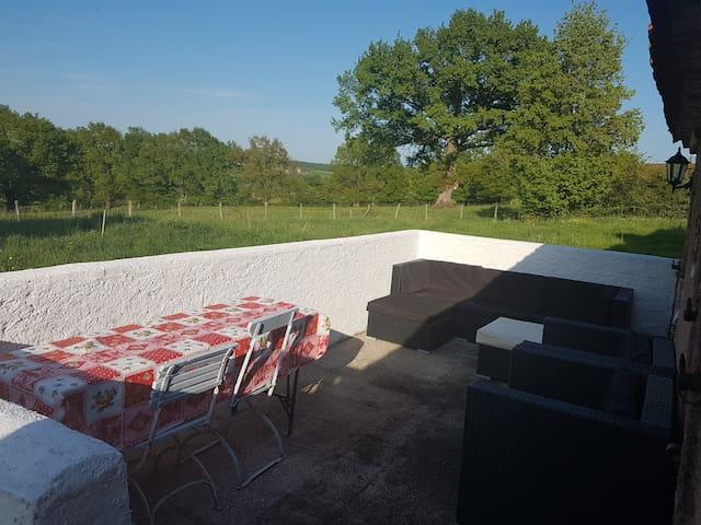 Vakantie Boerderij huis Bourgogne