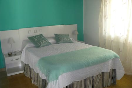 Double Private Room WiFi & Breakfast inc. - Montevideo