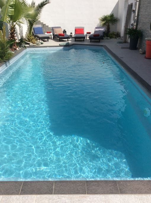 Studio avec piscine privative wohnungen zur miete in for Piscine privative
