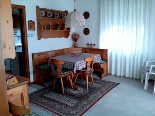 Ampio appartamento nel centro di Cavalese