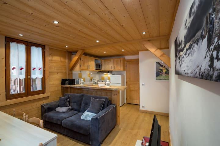 Appartement de 46 m2  3 etoiles