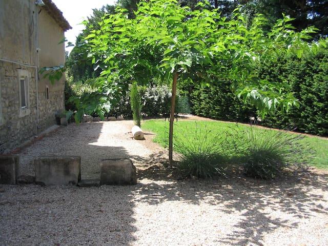 Mas Gran Cabano - Saint-Rémy-de-Provence - อพาร์ทเมนท์