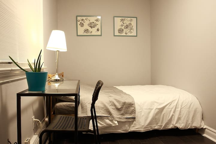 Trendy Cozy 1BD at Kensington market Toronto