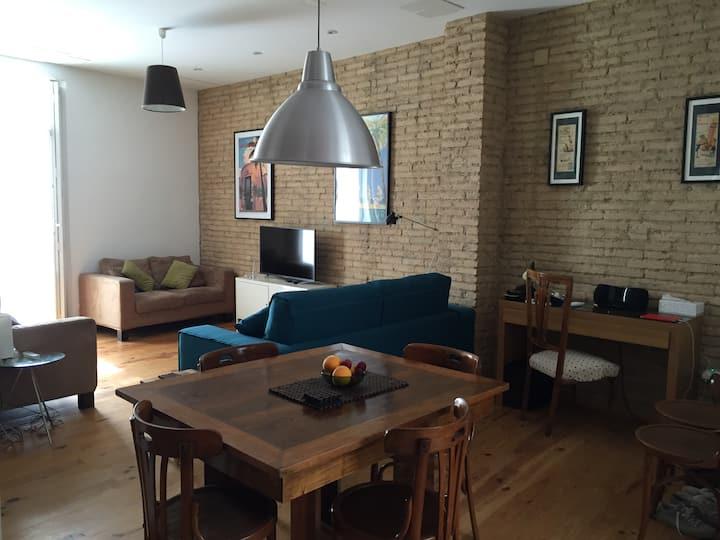 Stylish apartment near City Centre (Ruzafa)