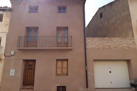 Casa Rústica Familiar en El Frasno