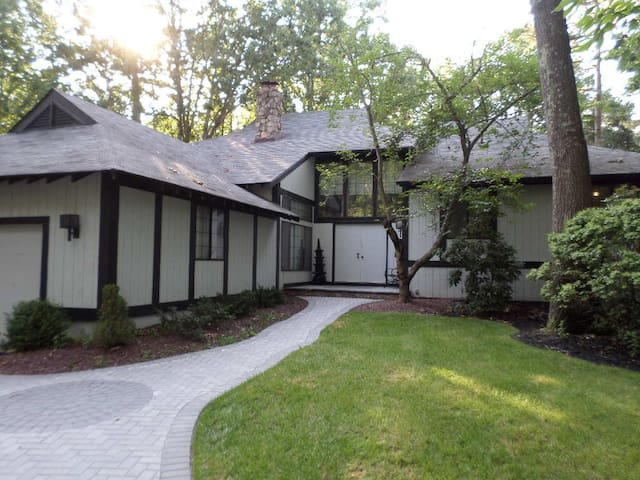 Alluvium house - Voorhees Township - House