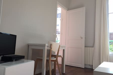 Charming appart buttes chaumont - Apartment