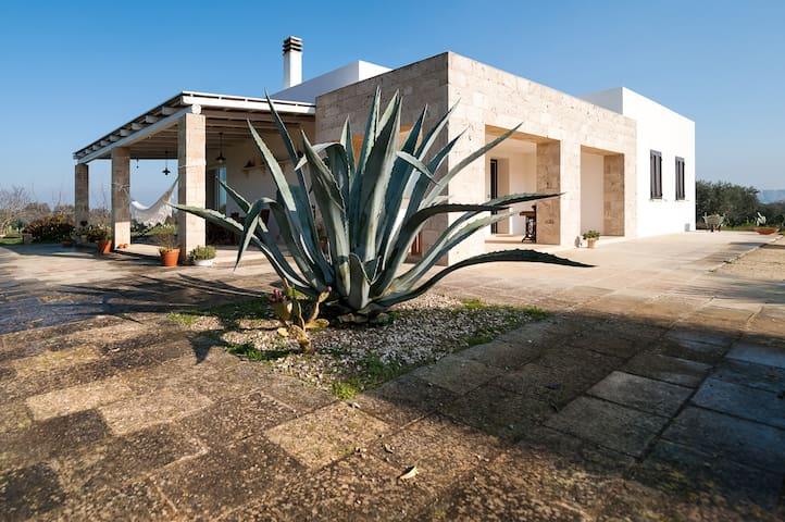 Country house near Gallipoli in b&b