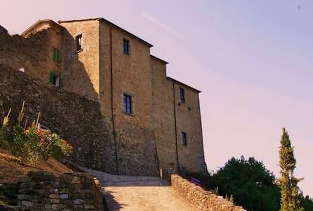casa colonica in un borgo Malaspina - Borgo