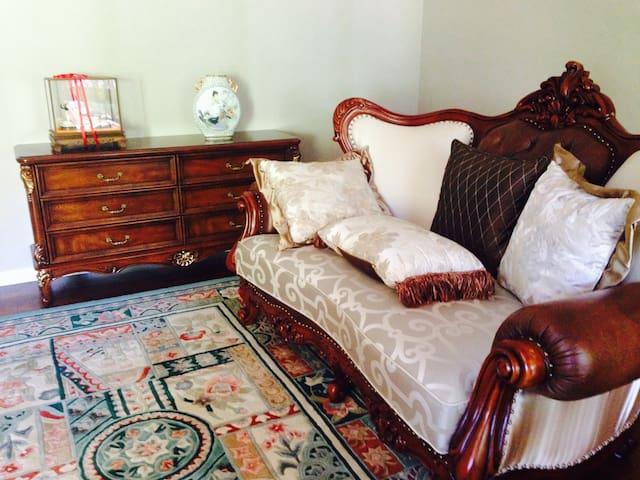 Room where you feel like home - Coquitlam - Bed & Breakfast