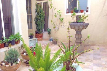 Cuarto en bella casa céntrica - Santiago de Querétaro - House