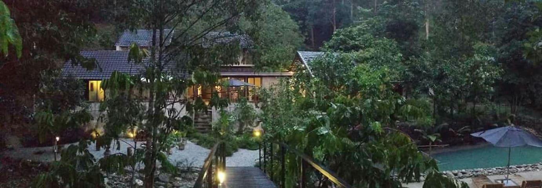 RumahKebun - an ideal getaway