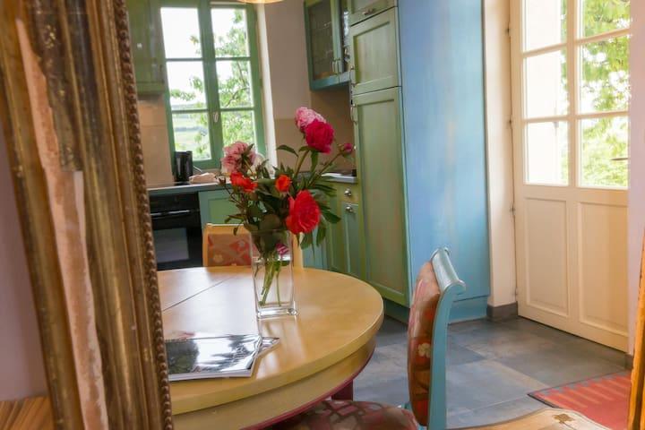 The Maisonnette Clos d'Isand'Or's