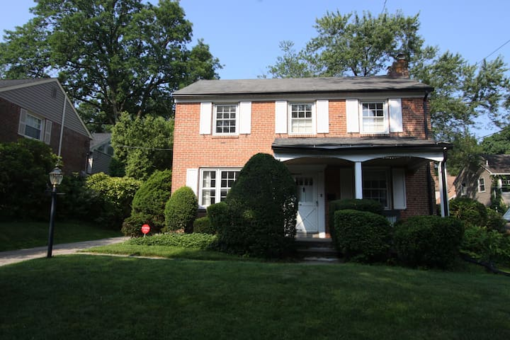 Charming home for Papal Visit - Bala Cynwyd - Casa