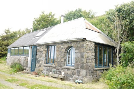 Bothy by the Sea - Waternish