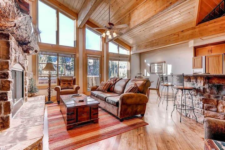 Black Bear Lodge #408A - Park City - Condo