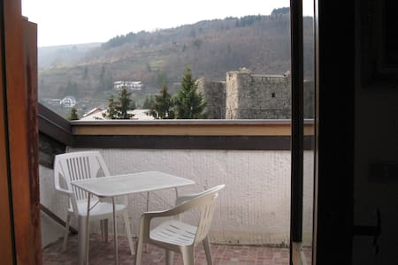Appartamento fronte castello - Santo Stefano D'aveto - 公寓