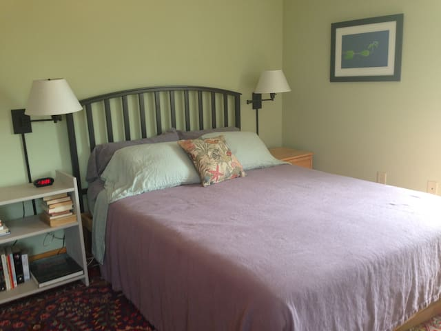 Private room on Horse Farm MV WT - West Tisbury - Casa