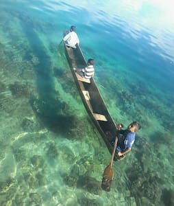 Lisar Bahari Guesthouse - Pulau Seram - Бунгало