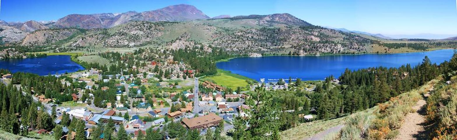 Heidelberg Inn: June Lake/Hi Sierra - June Lake - Condo