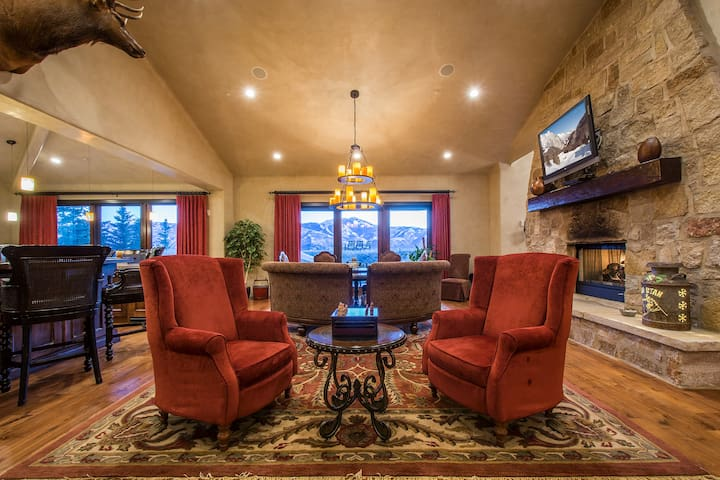 5 BR-Park City Villa - 8 Beds, 7bath, Theatre Room - Park City - Villa