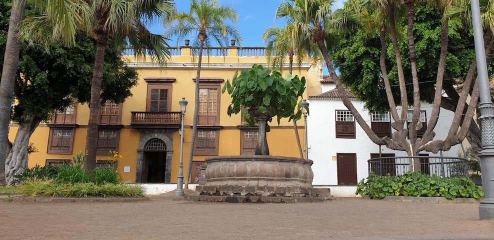 Centro Historico Icod de los Vinos