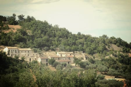Boutique Serviced Cottages, Abruzzo - Casoli - Muu