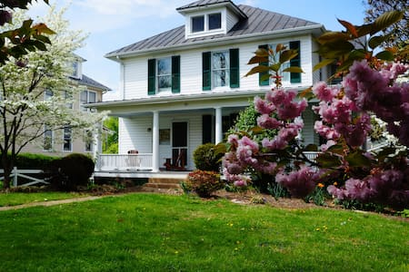 Central Historic Home Downtown - Purcellville