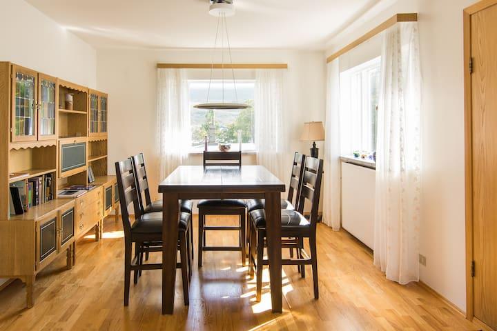 Our holiday home in Akureyri - Akureyri - Apartment
