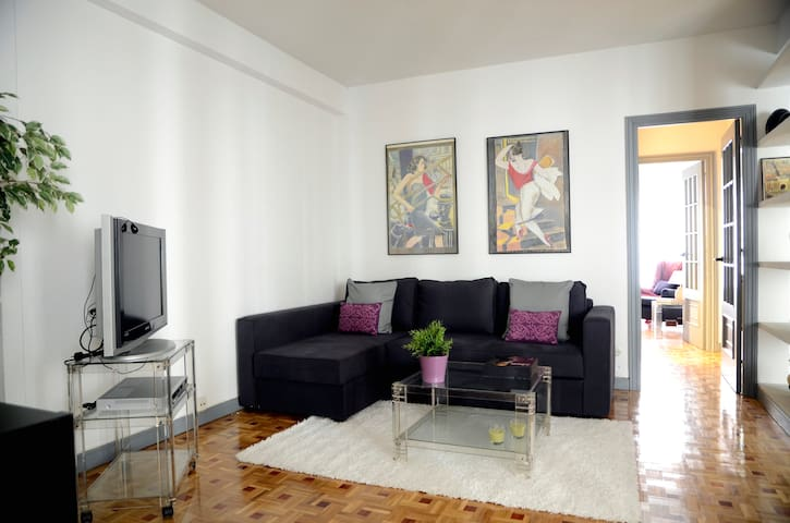 Tu hogar en Madrid.WIFI - Madrid - House