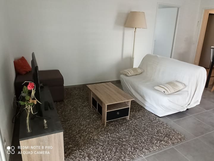 Appartement moderne et spacieux