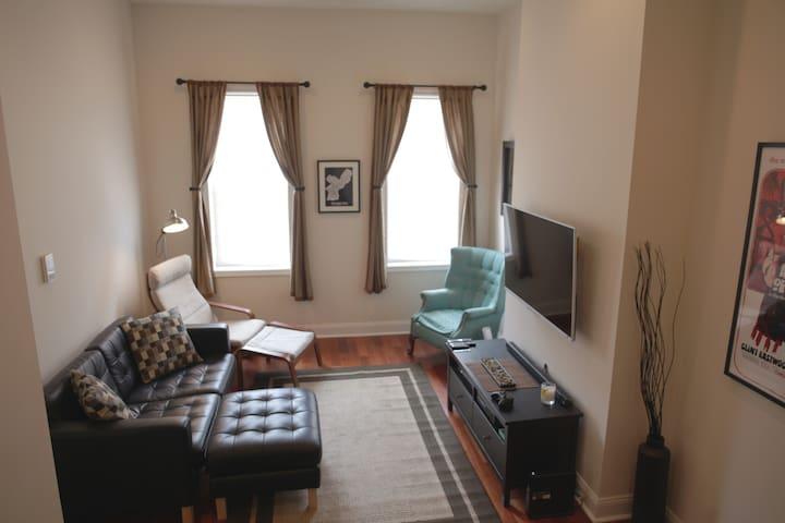 1Br/1Ba + Steps away from Pope - Philadelphia - Appartamento