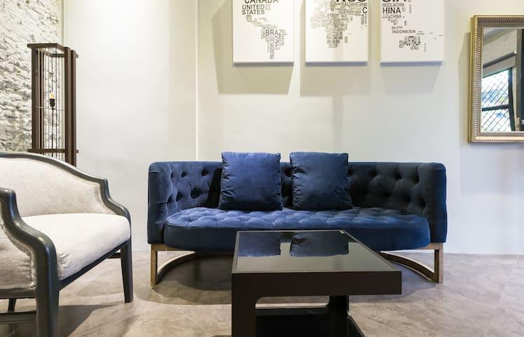 Oldtown chic FL4 w/ RoyalPalace view - intro price - Bangkok - Apartament