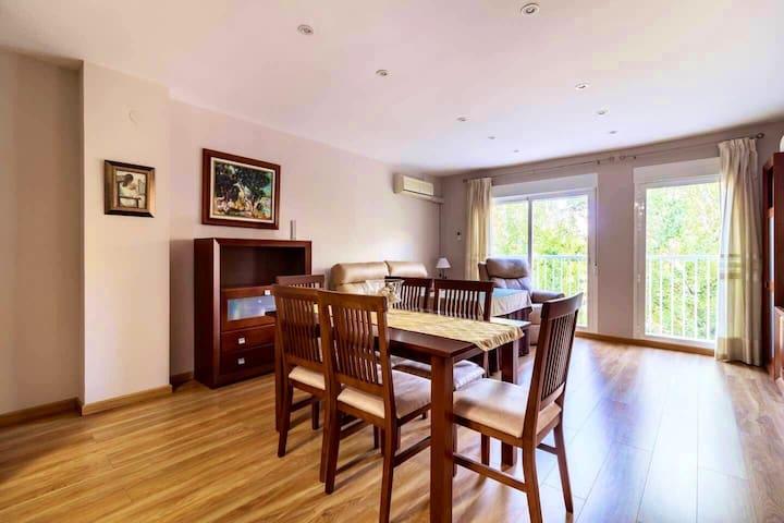 Apartamento de Lujo con Cocina Gourmet