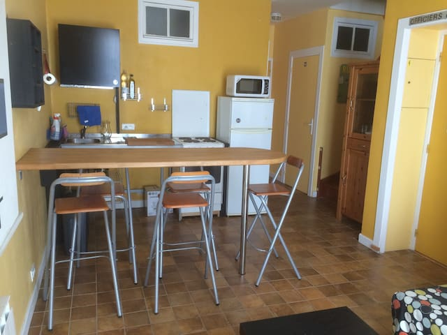 DRÔME PROVENÇALE, APPARTEMENT 4 PERSONNES - Cléon-d'Andran - Apartament