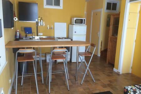 DRÔME PROVENÇALE, APPARTEMENT 4 PERSONNES - Cléon-d'Andran - Apartemen