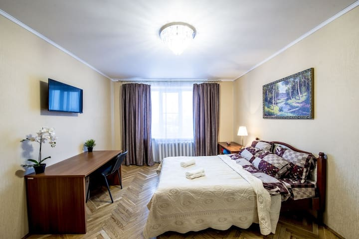 Luxury apartment Voikovskaya