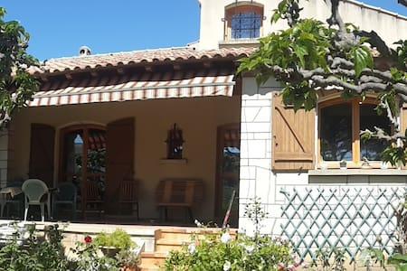 Villa moderne avec grand jardin, repos total! - Clermont-l'Hérault - 别墅