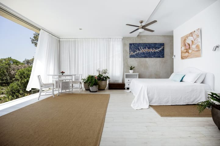 Enormous, dreamy studio apartment