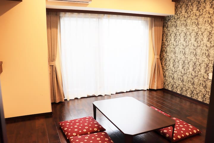[#101] Great access area/4 minutes to Nagoya sta.