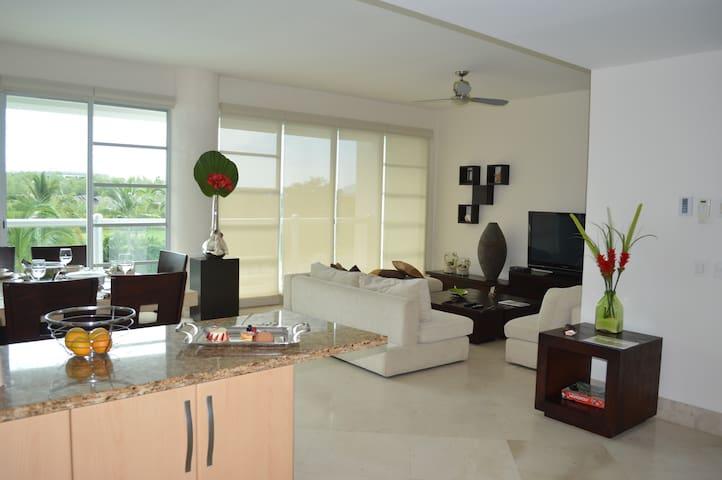 Seibal condo Vidanta Nuevo Vallarta - Nuevo Vallarta - Apartment