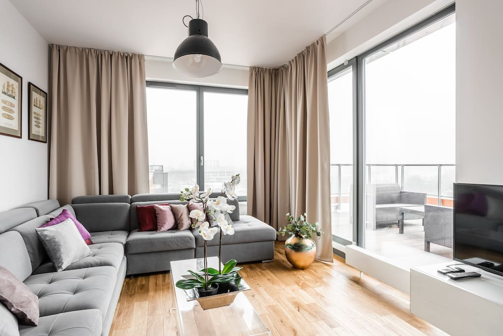PENTHOUSE - OLD TOWN Gdańsk - RIVER POINT